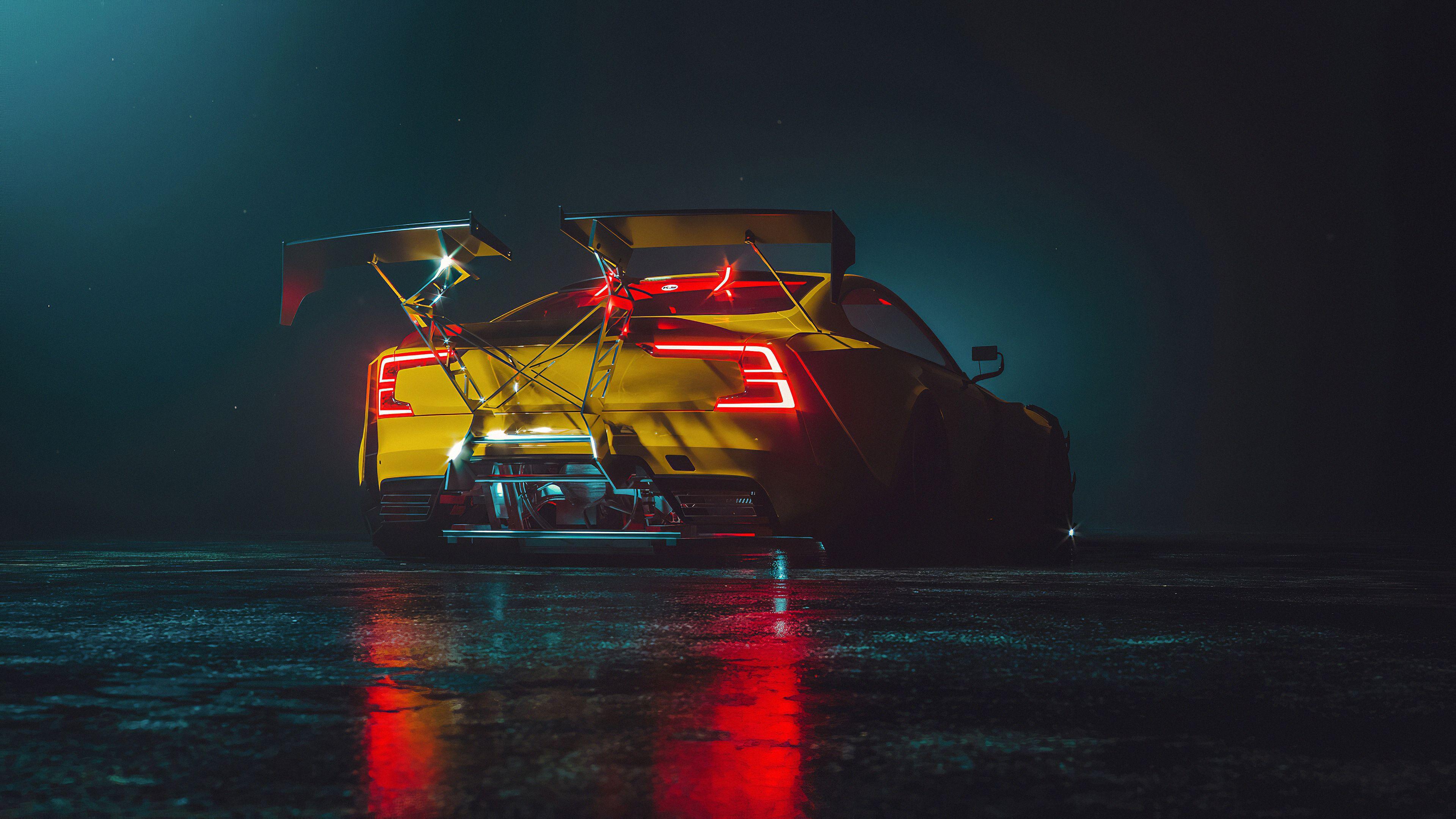 Nfs Heat 2019 Nfs Heat 4k Wallpaper In 2020 Need For Speed Cars Pole Star Car Design