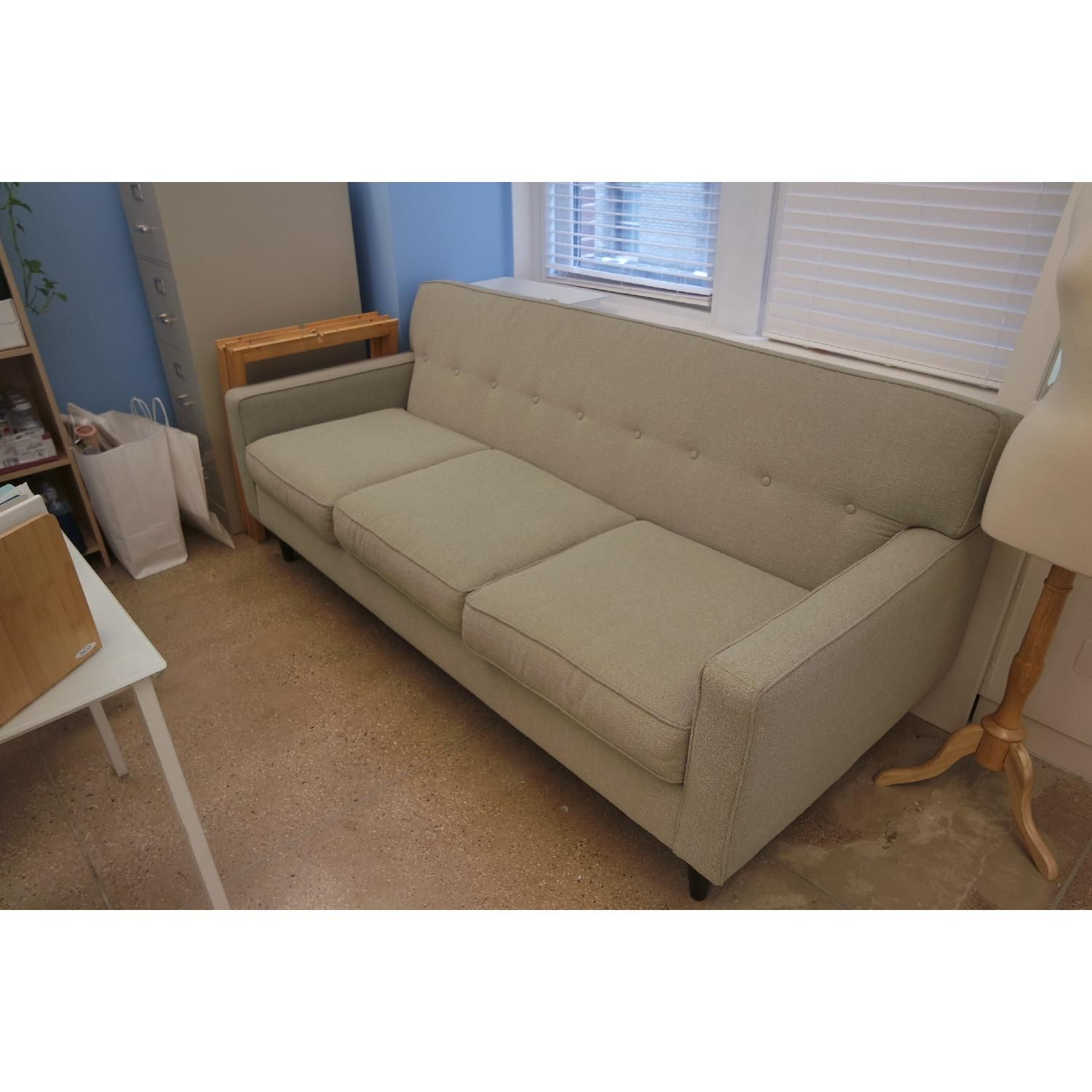 Better By Design Mid Century Modern Sofa 0