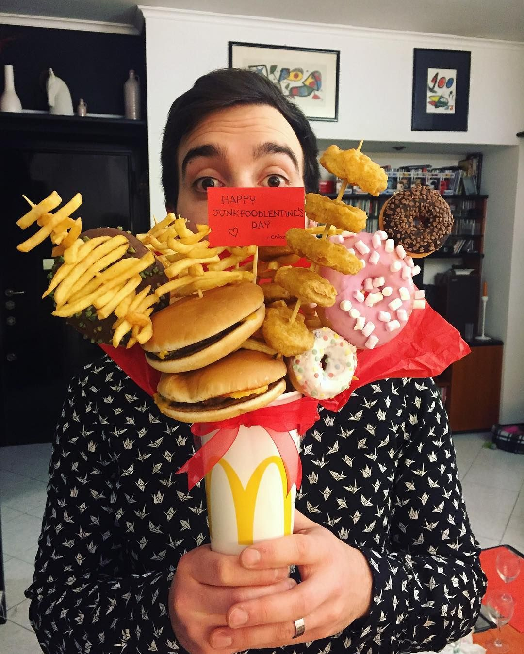 foodbouquet • Instagram photos and videos Food bouquet
