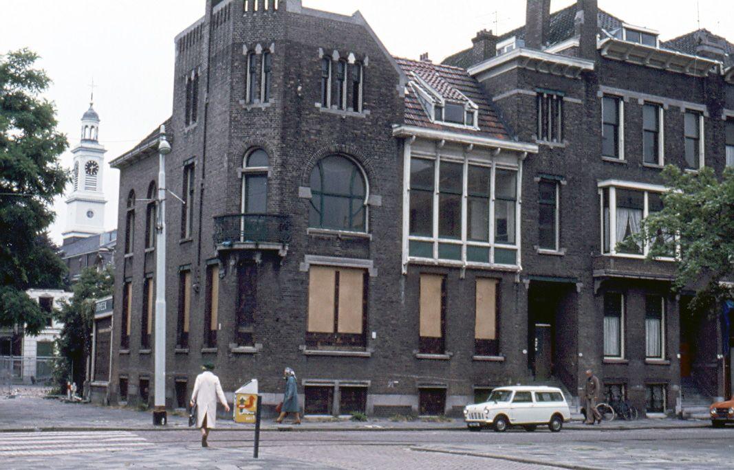 Afbeeldingsresultaat voor gaasbeekstraat r'dam zuid