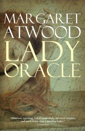 Lady Oracle by Margaret Atwood #margaretatwood