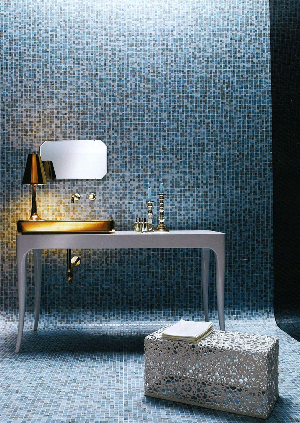 Bizassa Ornanelia | Just interior | Pinterest | Mosaics, Bath design ...