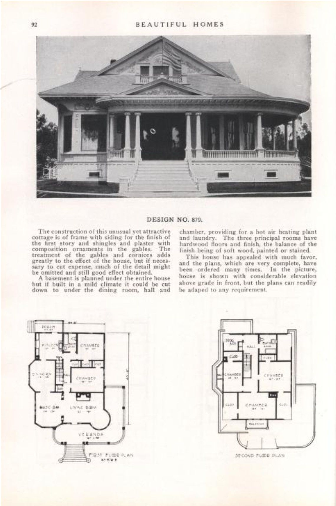 Pin By Stephen Richards On House Mid Century Plans In 2021 House Plans Beautiful Home Designs Vintage House Plans