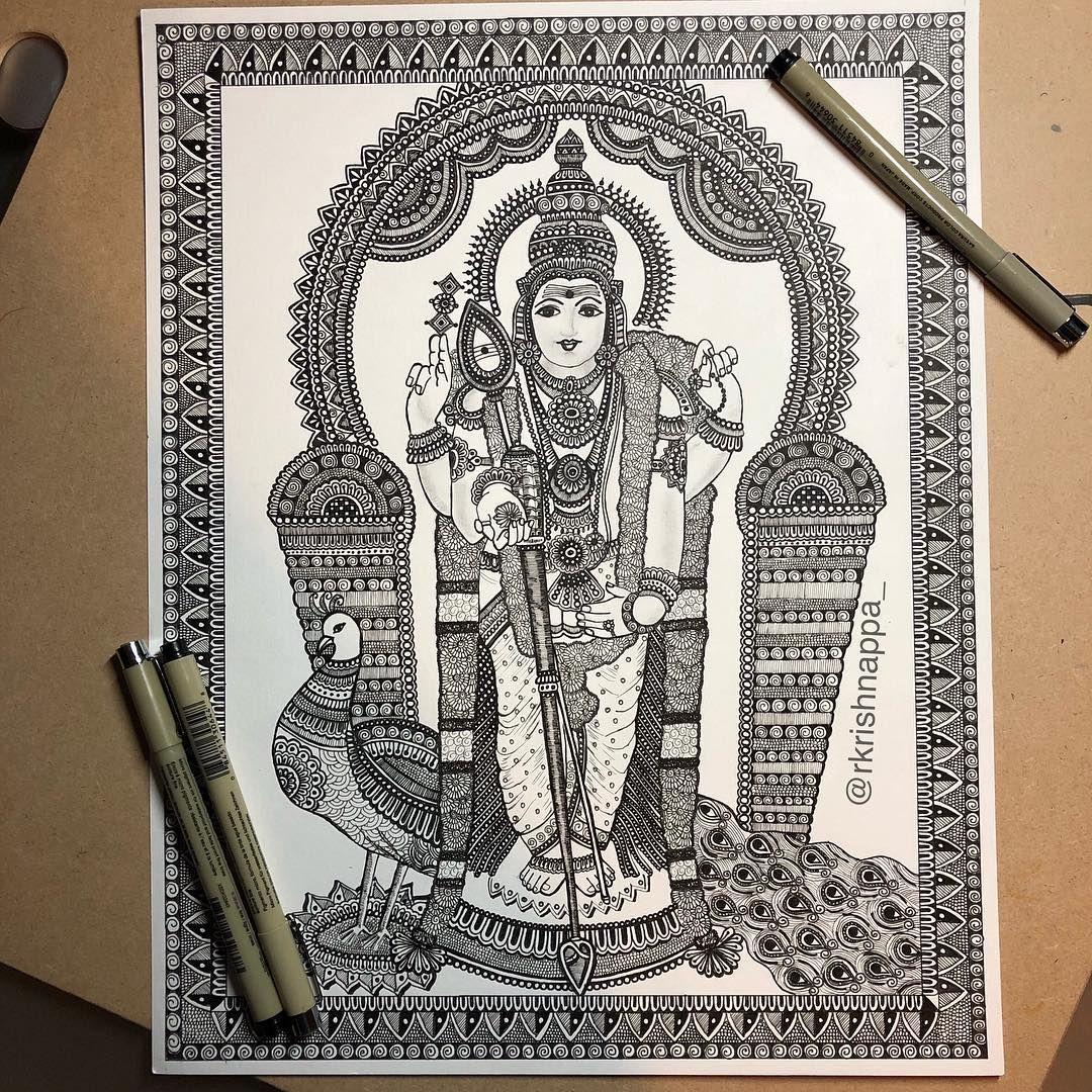 Kartikeya also known as murugan skanda kumaraand subrahmanya is the hindu god of war he is the son of parvati and shiva brother of