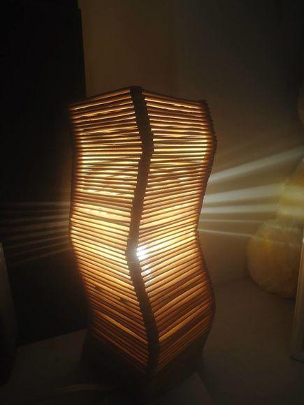 Luminaria De Palito De Sorvete Palito De Sorvete Palito De