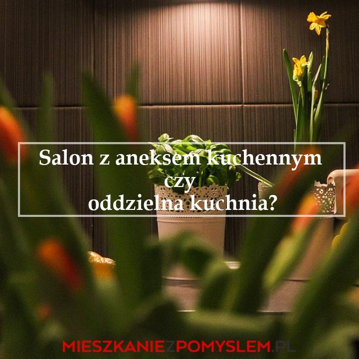 Wiekszosc Z Osob Mieszkajacych W Blokach Decyduje Sie Na Aneks Kuchenny I Otwarta Kuchnie Na Salon Aby Powiekszyc Przestrzen Opr Lockscreen Plants Screenshots