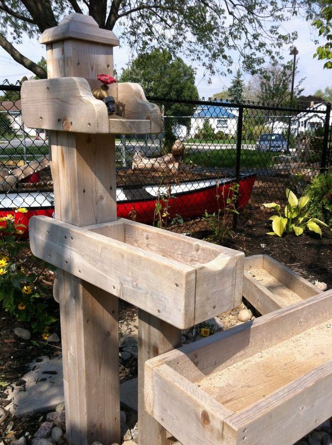 Natural Playgrounds | Active Playground Equipment