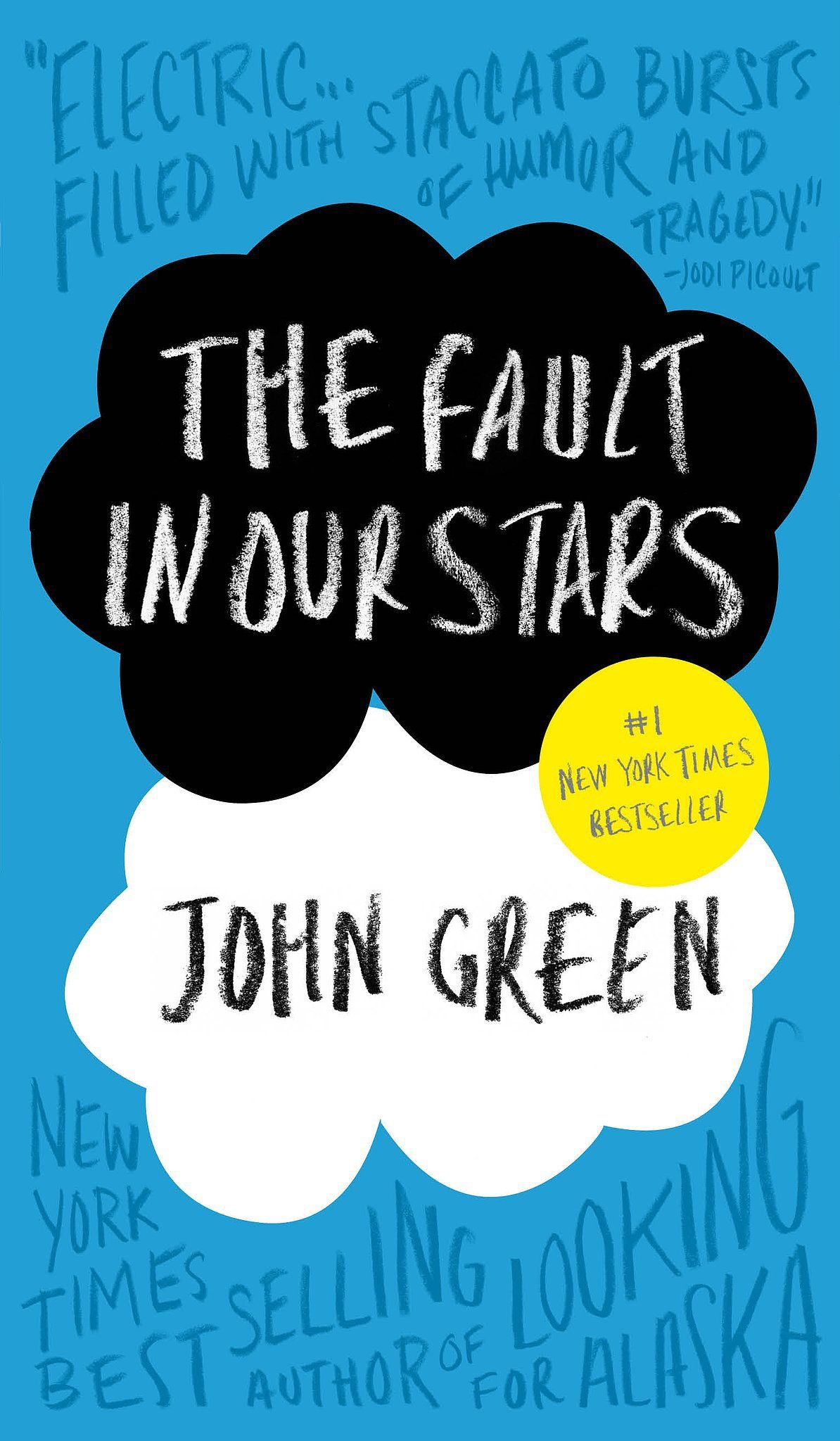I stupidly read The Fault in Our Stars by John Green on what was meant to be a fun cruise. The idea of two teens dealing with so much trauma is too much for anyone to handle.  — Leah Rocketto, assistant moms editor