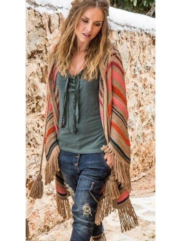 New Isla Ibiza Cardigan Mix Color   dames kleding   Ibiza, Kleding #RL52