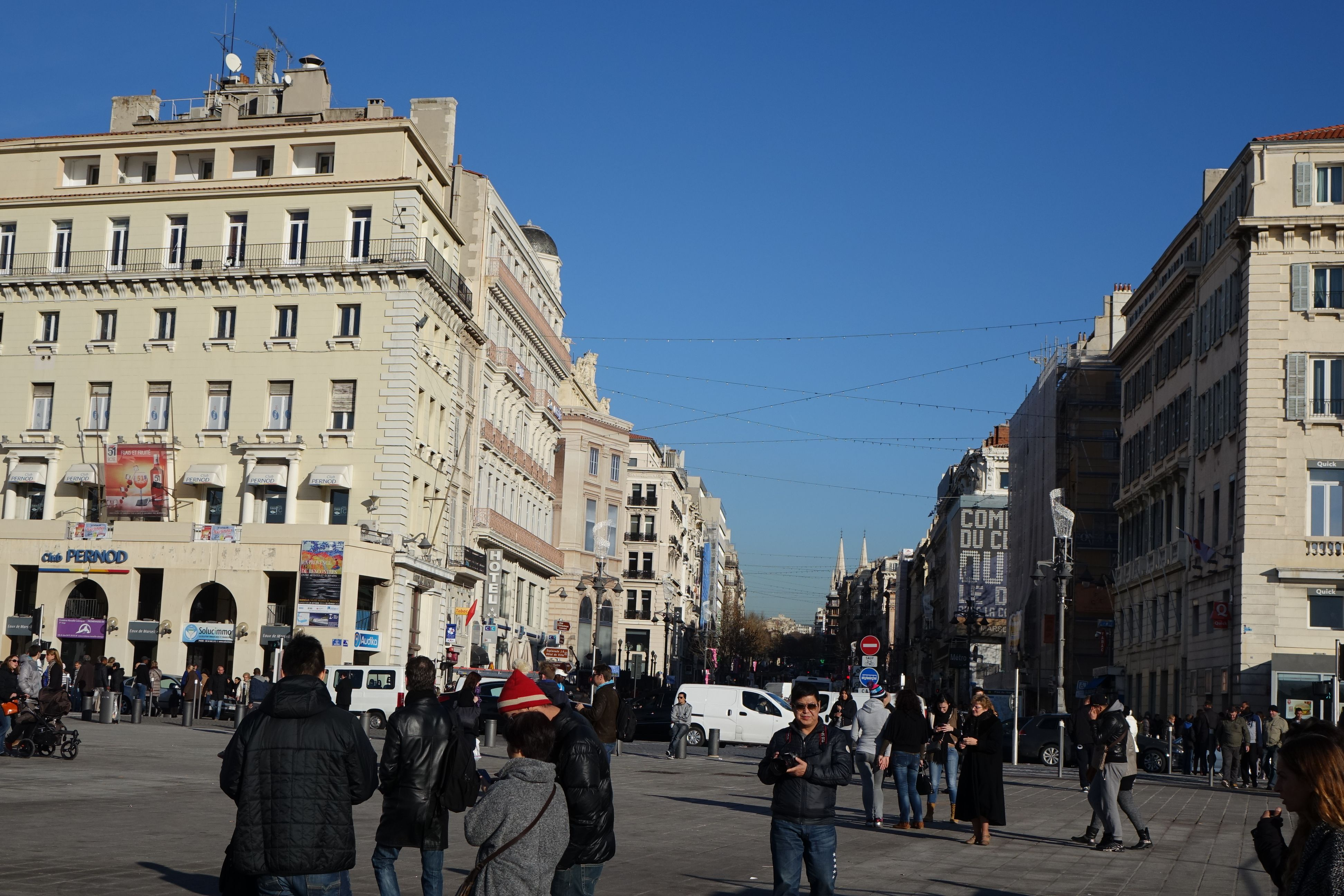 La Canebière, Marseille (avec images) Marseille