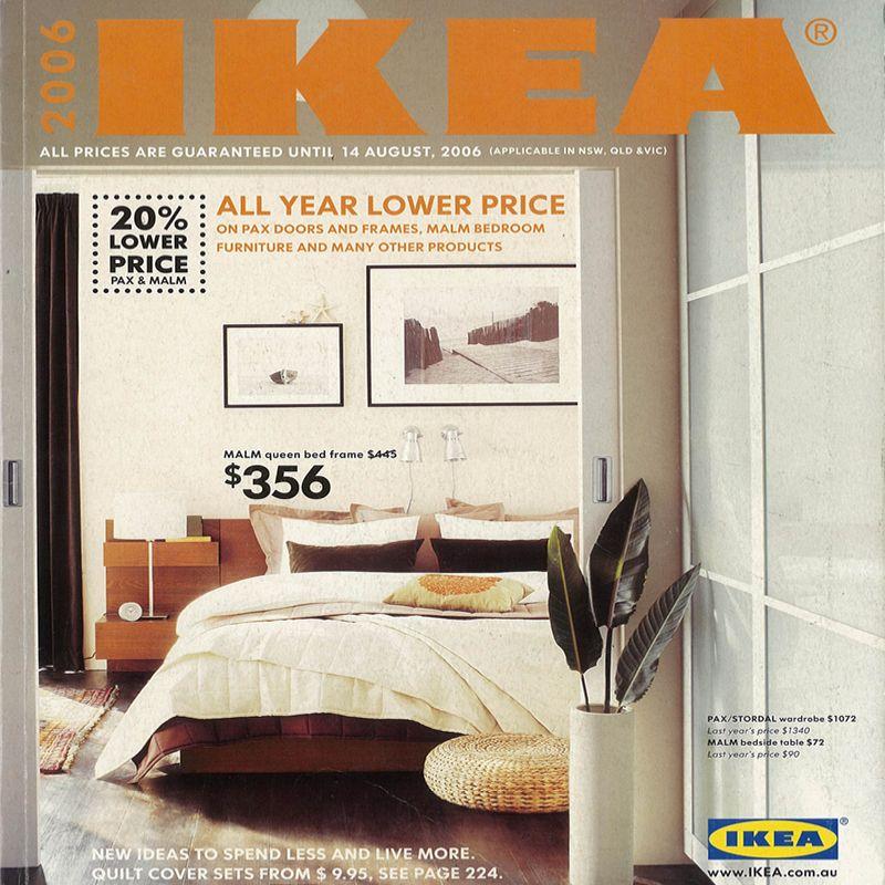 The 2006 Ikea Catalogue Ikea In 2019 Ikea New Ikea
