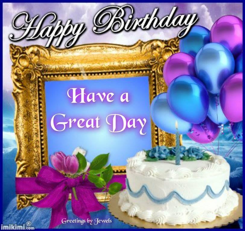 Photo Frame Happy Birthday Hubby Cake Images Mendijonas Blogspot Com