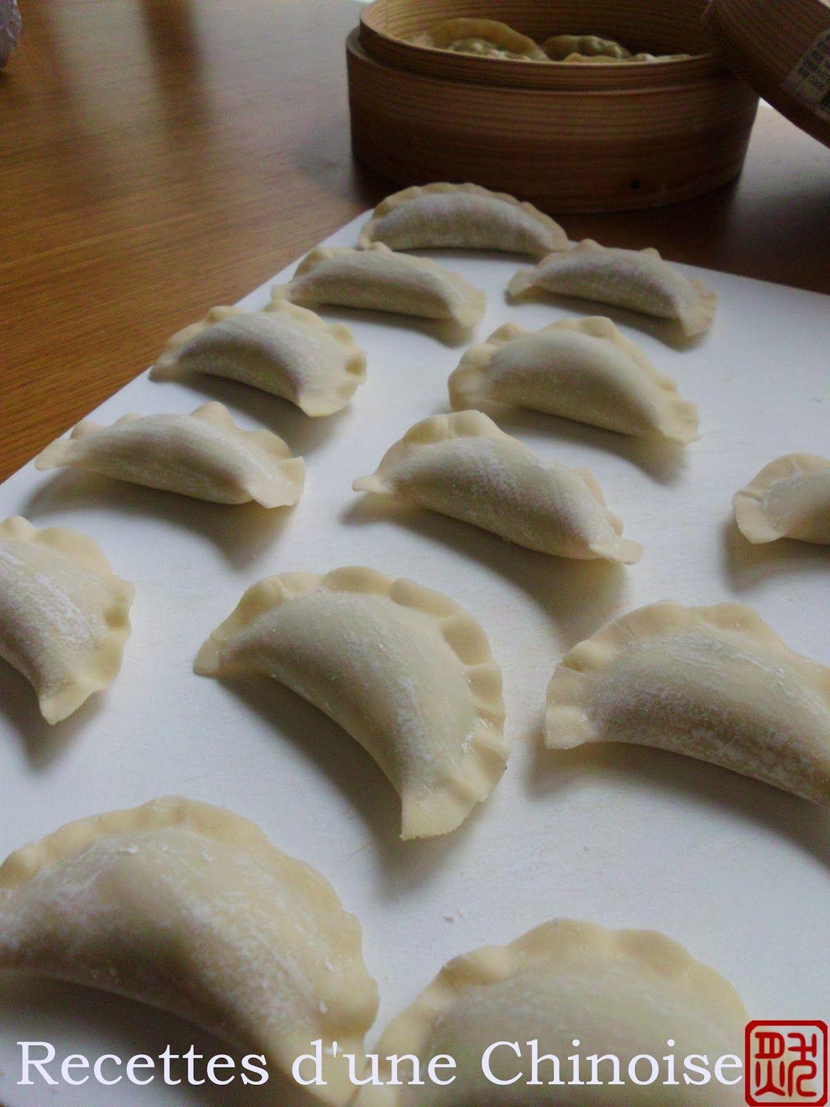 Recettes d 39 une chinoise raviolis crevettes avocats cuisine chinoise pinterest dim sum - Cuisine chinoise recette ...