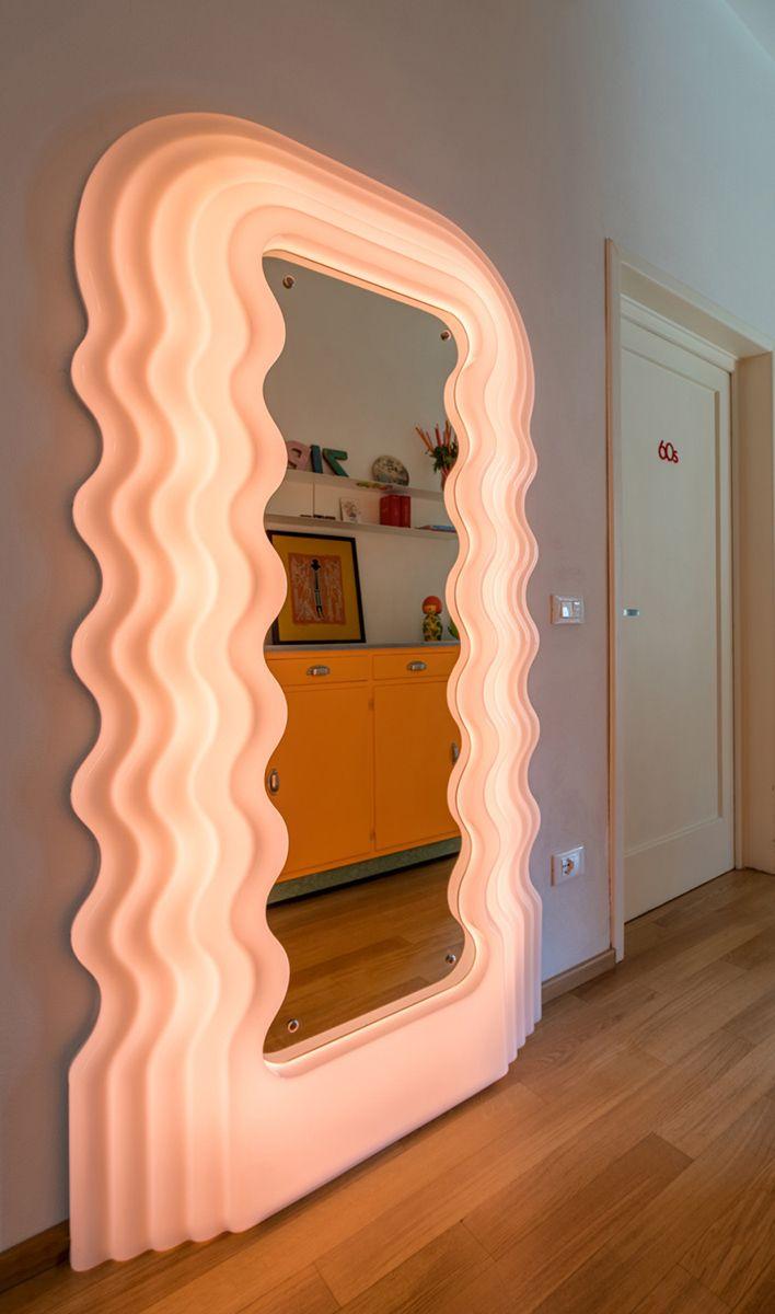 Poltronova Mirror