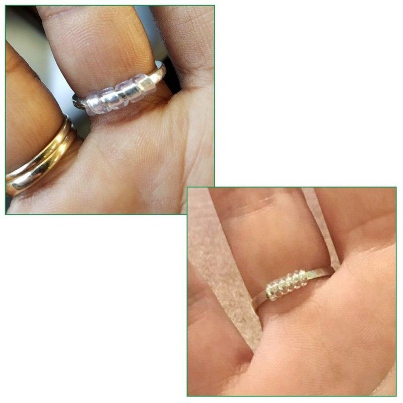 vinted bague or