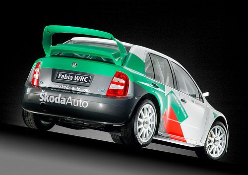 Koda Fabia Wrc 2003 Cars Pinterest Skoda Fabia And Cars