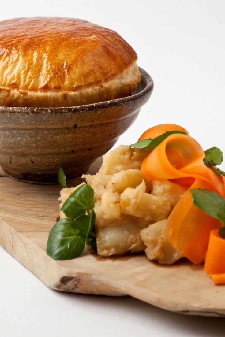 Steak and Ale Pie Recipe - Great British Chefs   Recipe ...