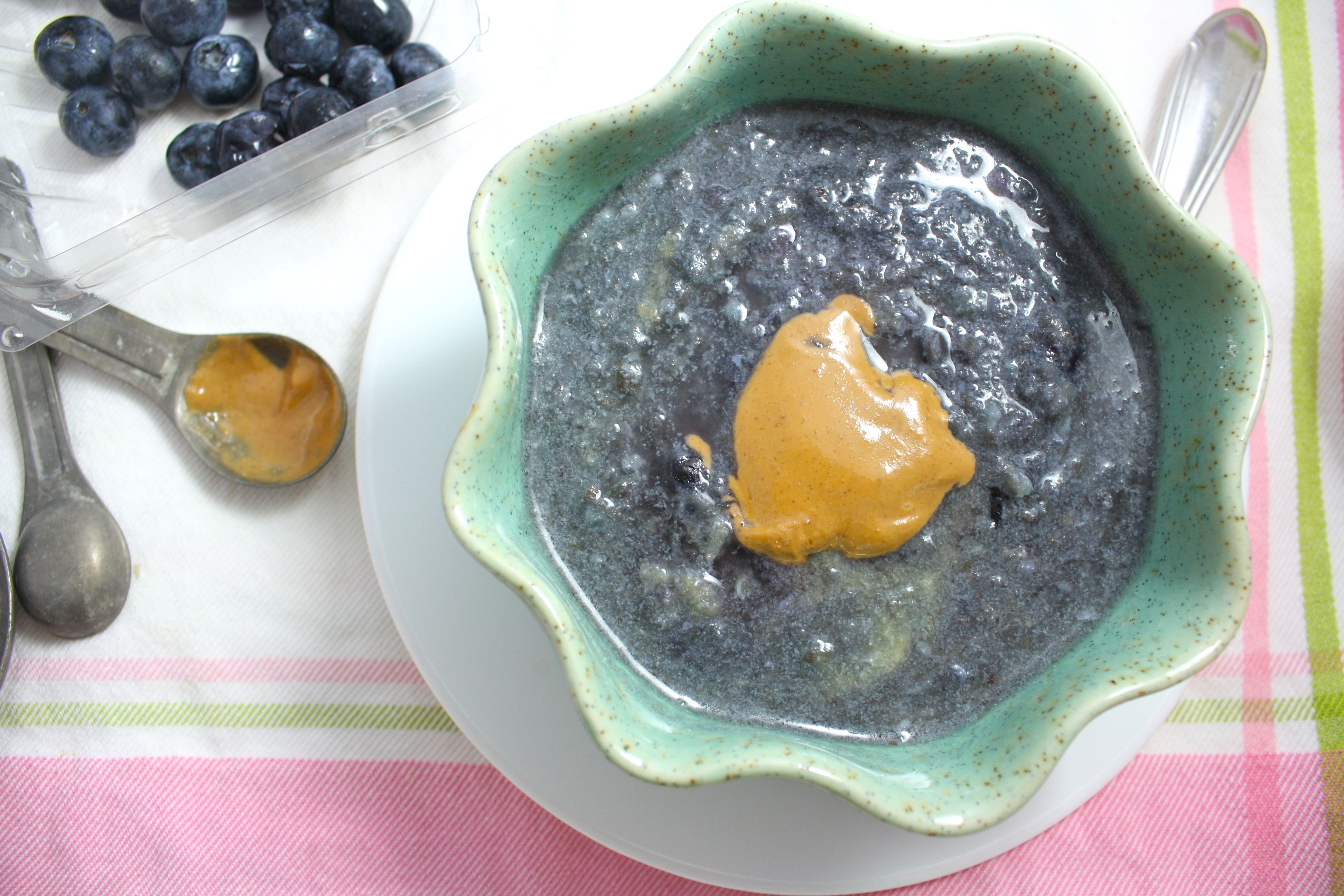 Blueberry cocomeal