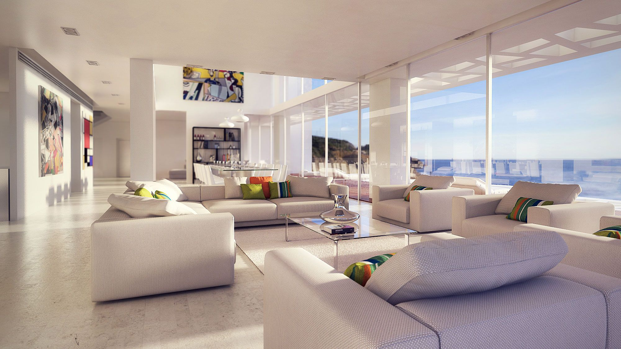LuxuryLiving Home in Arsuf by Studio Aristo | Bachelor Pad ...