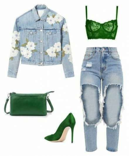 Photo of 23 Idee per Moda Femenina Fashion Chic Polyvore #modafemenina 23 Idee per Moda …