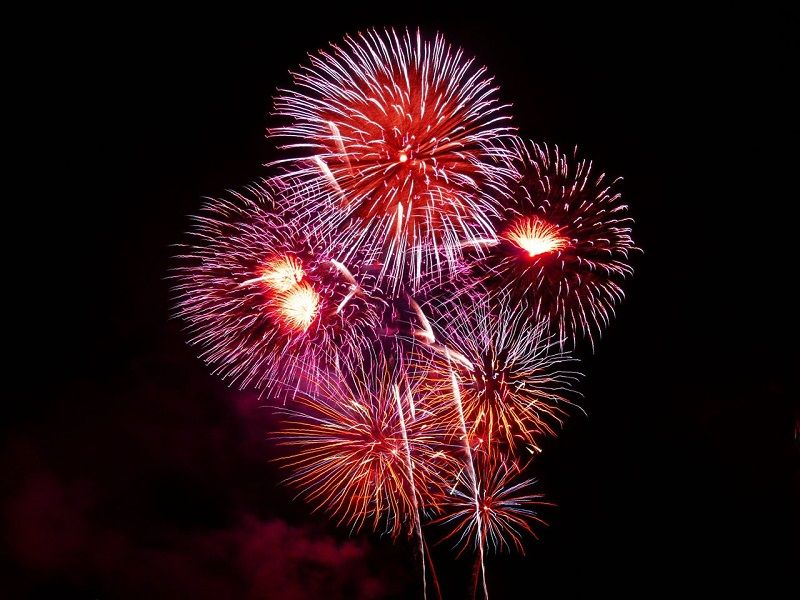 Branson Summer Events Where To Party With Family Locals Happy New Year Photo Fireworks New Year Greetings