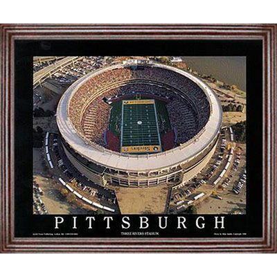 Image detail for -Pittsburgh Steelers Three Rivers Stadium Framed 25x31 Aerial ...