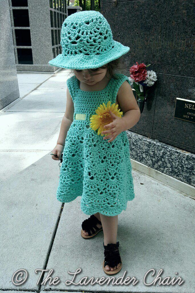 20 Crochet Girl Dress With Free Pattern Free Crochet Shell And