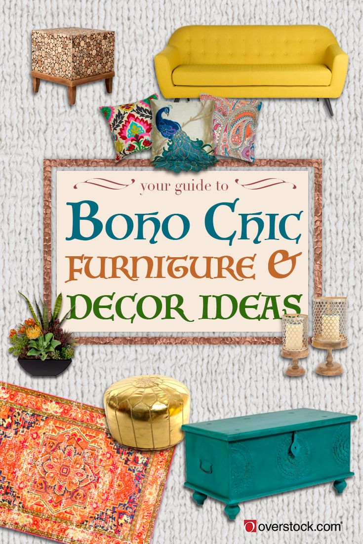 Boho Chic Furniture & Decor Ideas You'll Love - Overstock.com