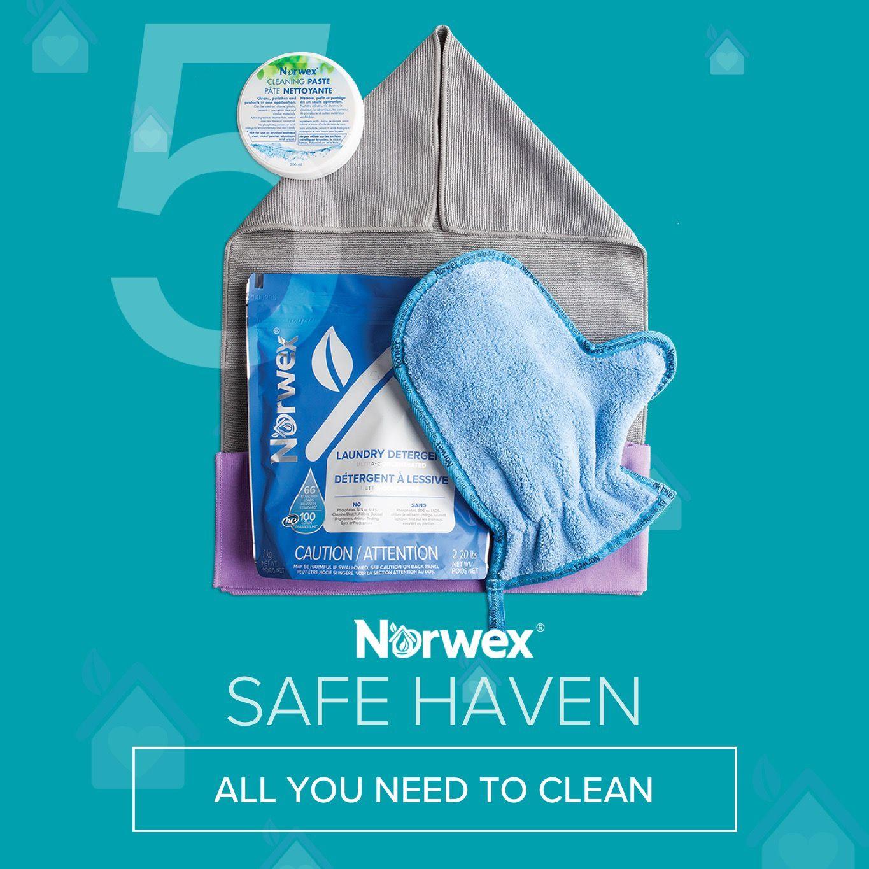photofy photofyapp Norwex, Norwex cleaning, Safe haven