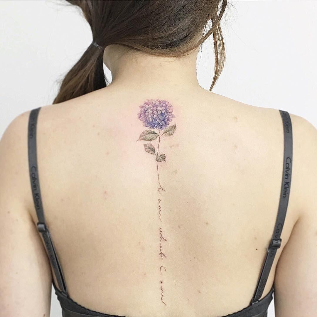 50++ Astonishing Spine tattoos female pinterest ideas