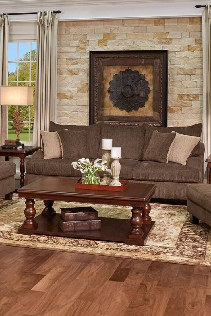 Your Home Deserves The Best And The Woodlands Living Room Collection Can Provide That And So Much More Woodland Living Room Furniture Living Room Collections