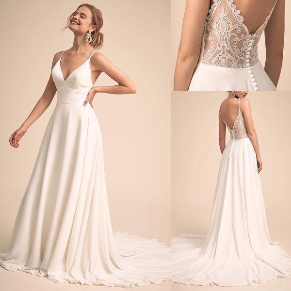 Ich mag die Rückseite dieses Kleides und wie es auf Beute drapiert – wedding