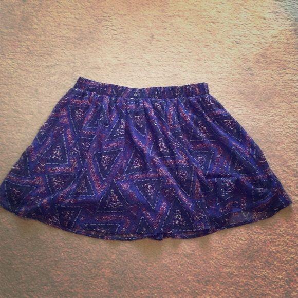 BRAND NEW! Flowy Mini Skirt  Forever 21 Skirts Mini