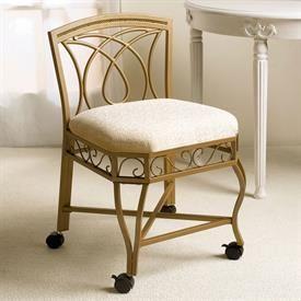 Rolling Vanity Stool Bath Furniture Brylanehome Ikea Vanity