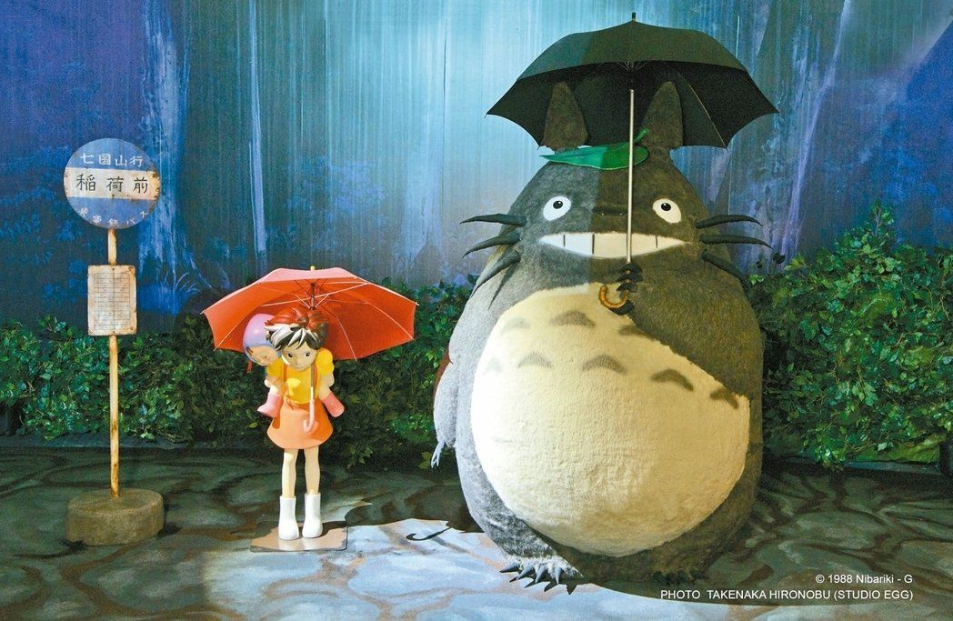 Totoro 龍貓1988年 圖 (With images) Studio ghibli, Ghibli