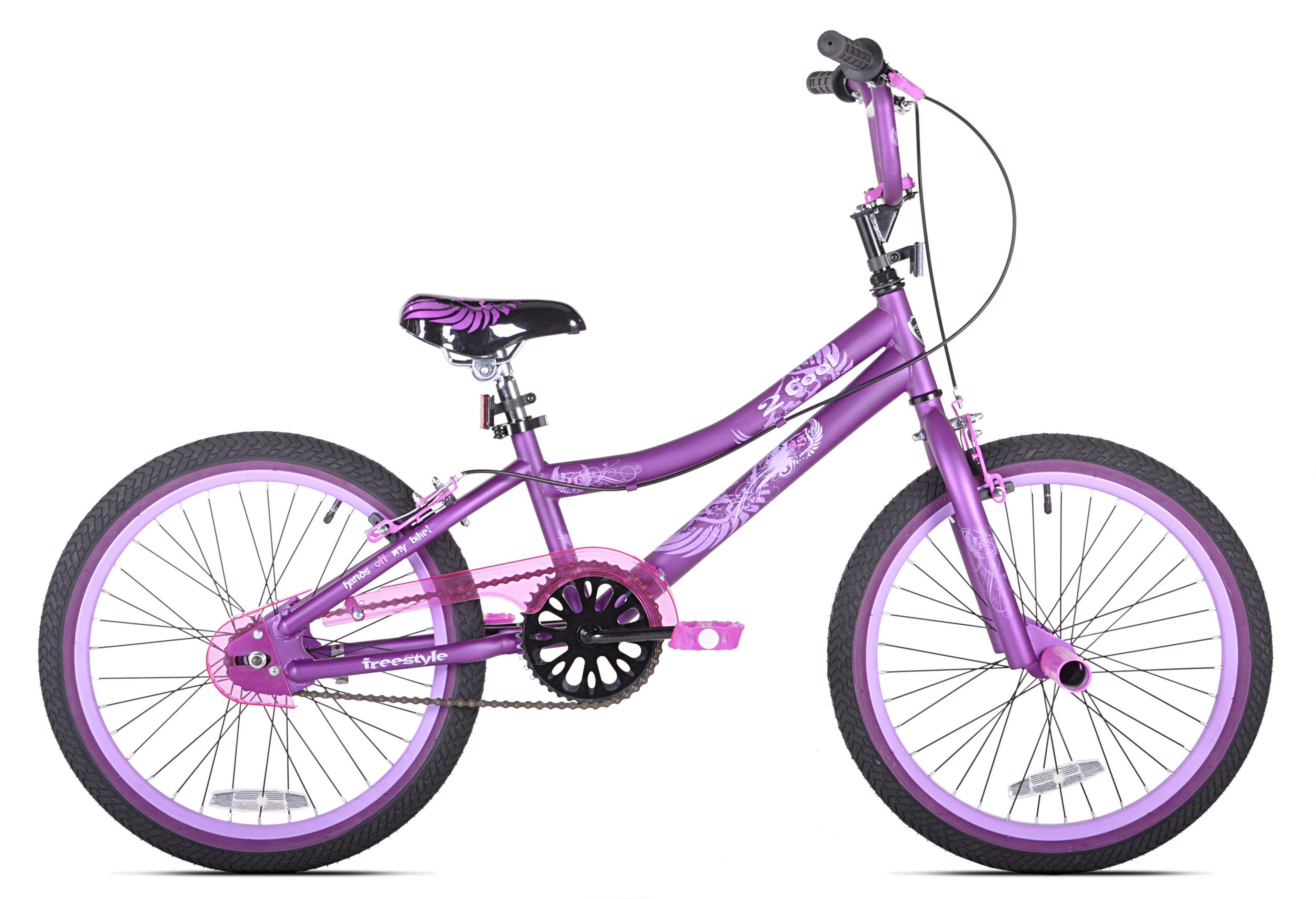 62098fde2a1c8 Kent 20 inch Girls Trouble Aqua black Bicycle