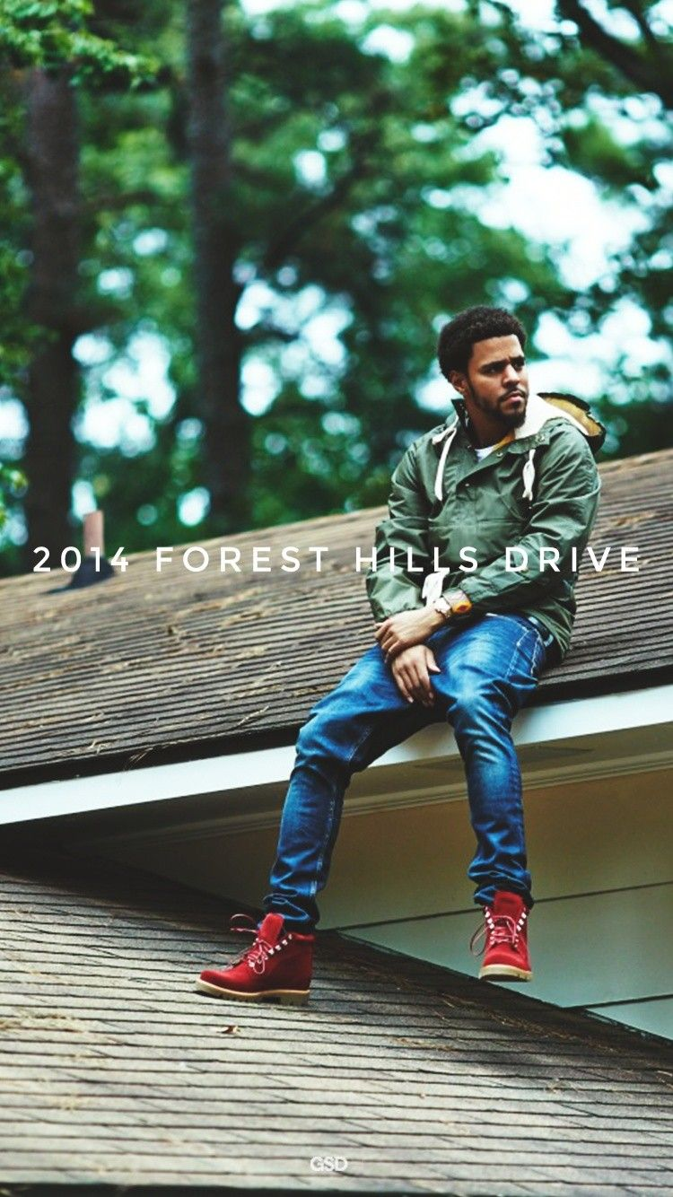 2014 Forest Hills Drive J.Cole Iphone wallpaper in 2019