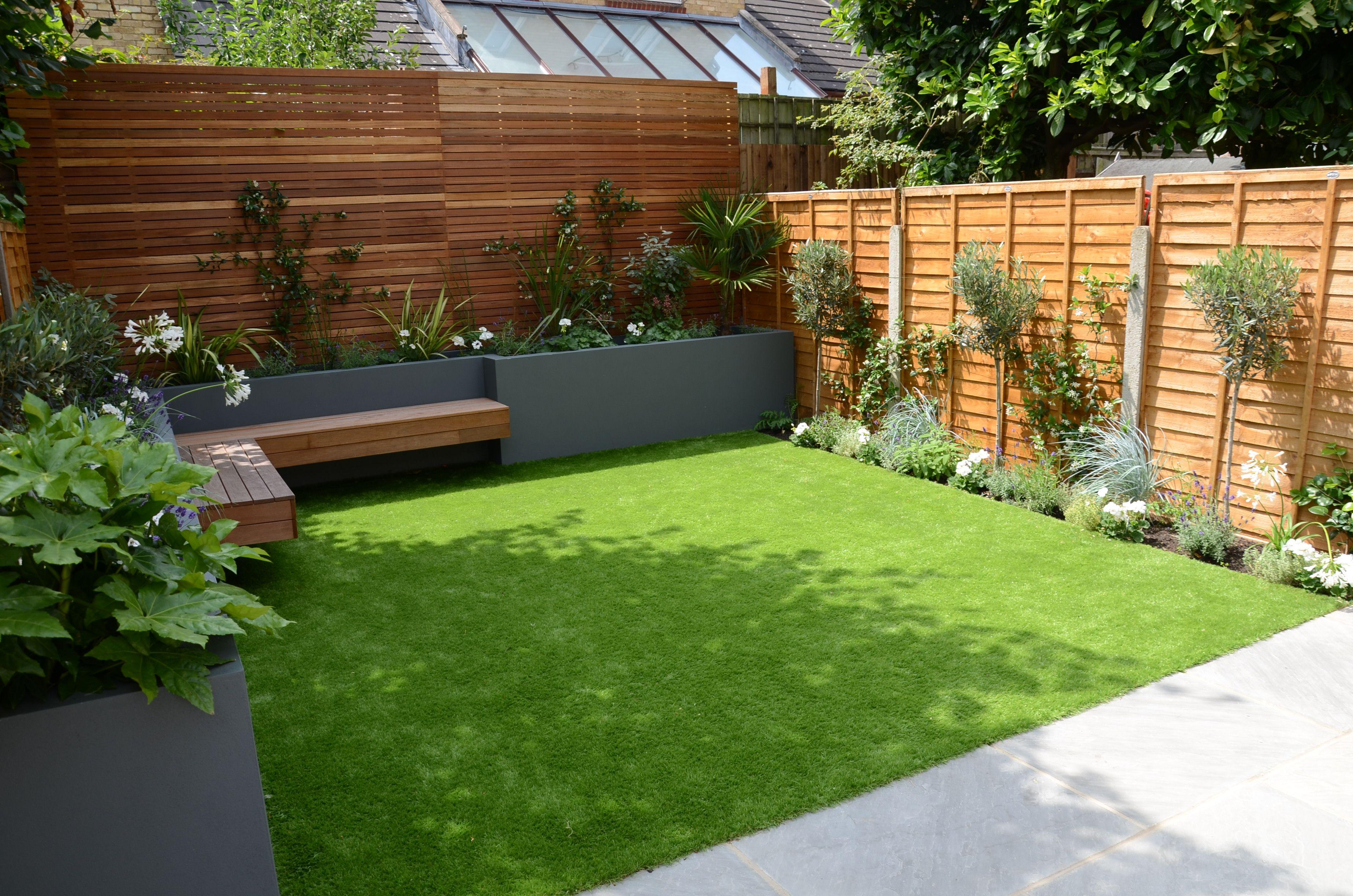 Small garden design tips of new gardeners Decorifusta in