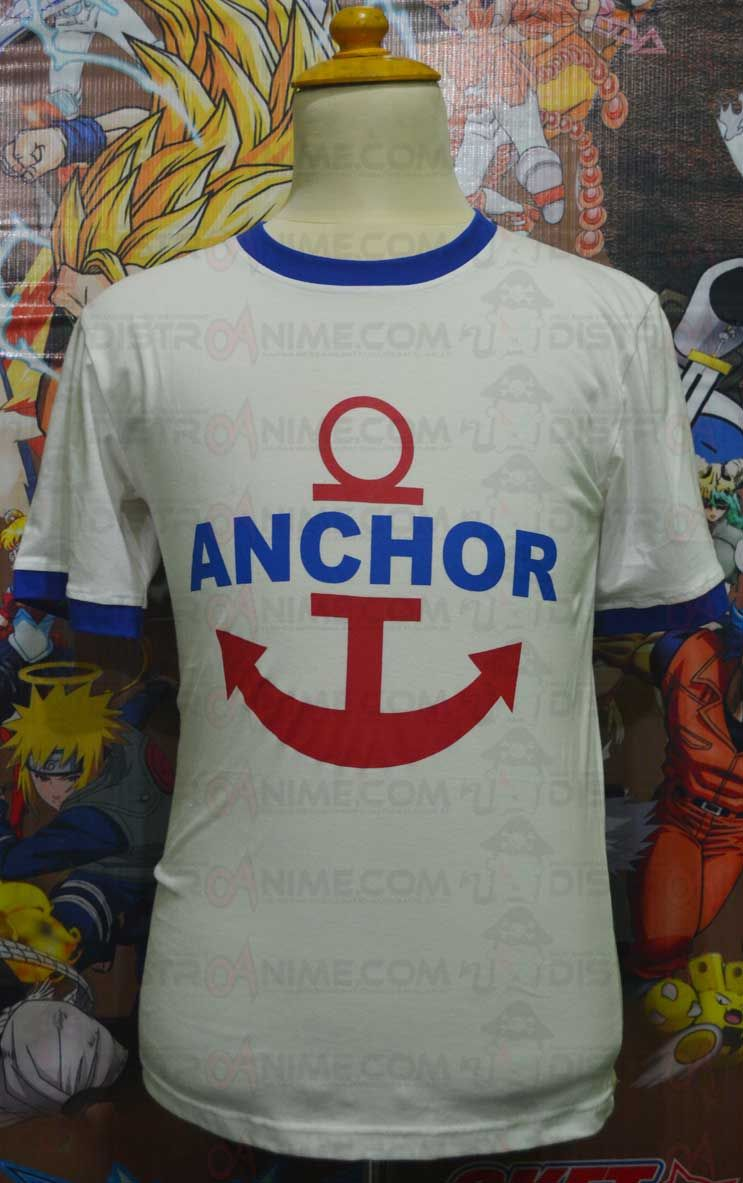 Jual baju luffy anchor murah online
