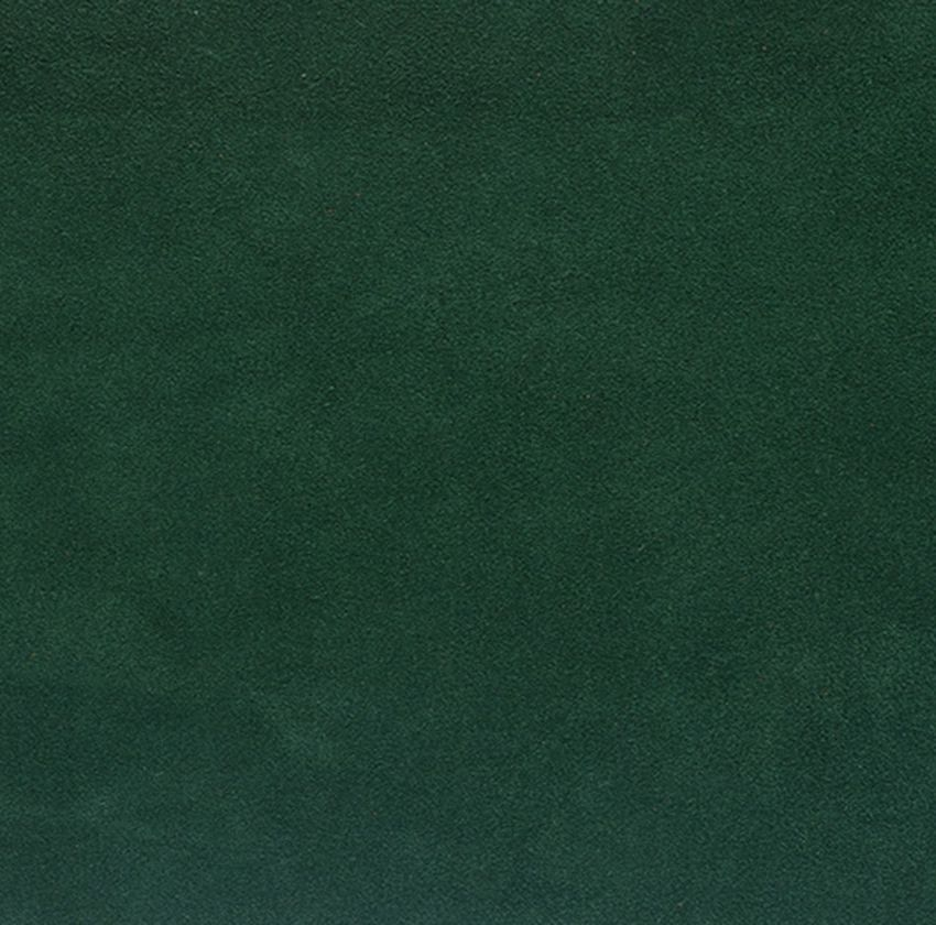 Forest Green Leather Grain Genuine Leather Upholstery Fabric
