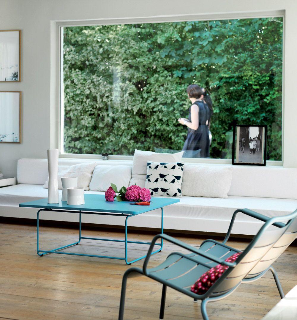 Out is in : le mobilier outdoor s\'invite à à l\'intérieur ...
