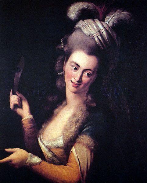 Reinette: Turquerie in Portrait Painting
