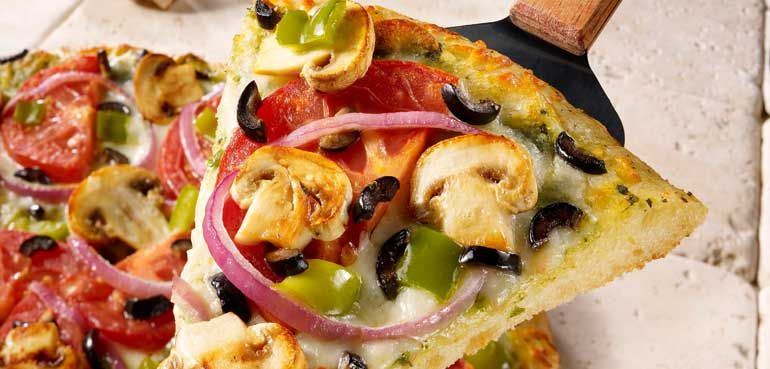 Healthy food incredible edibles pinterest veggie pizza pizzas healthy food forumfinder Choice Image
