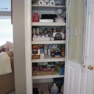 Delicieux Turn Closet Into Pantry Roselawnlutheran For Size 1000 X 1340 Turning A  Broom Closet Into A Pantry   To Get Great Savings And Free Yourself From  Hassles, Y