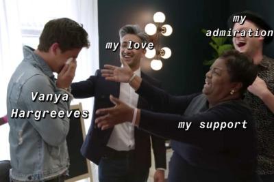 Vanya Hargreeves Meme Tumblr Under My Umbrella Memes Academy