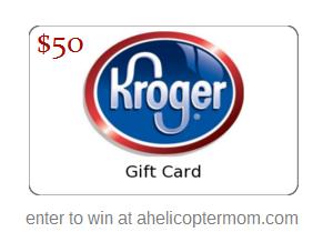 kroger gift card giveaway at a helicopter mom noreen milson pinterest. Black Bedroom Furniture Sets. Home Design Ideas