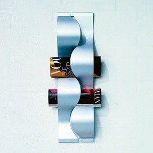 Rosendahl Wallpaper Magazine Rack modern magazine racks