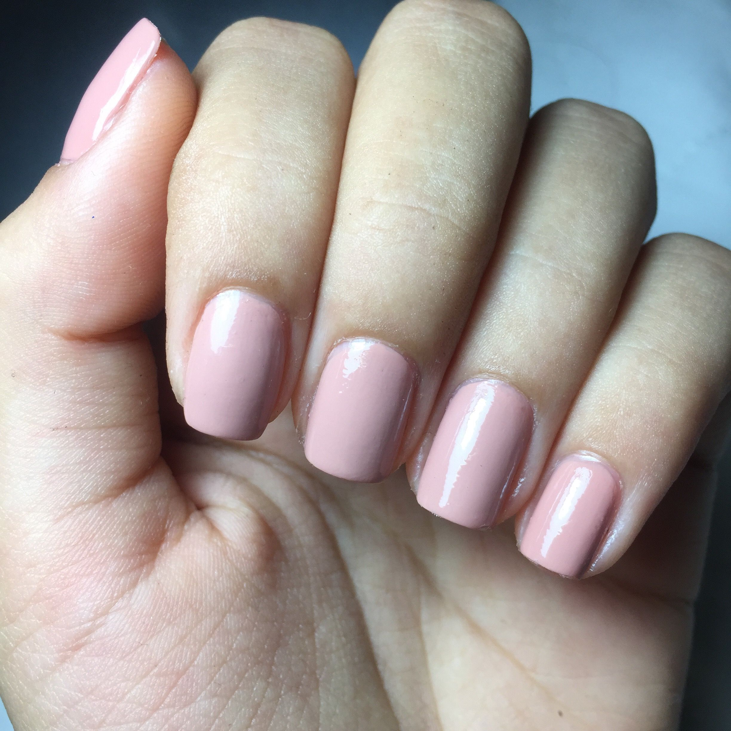Pretty nude nails with: Masglo (Diva) | Nails | Pinterest | Nude nails