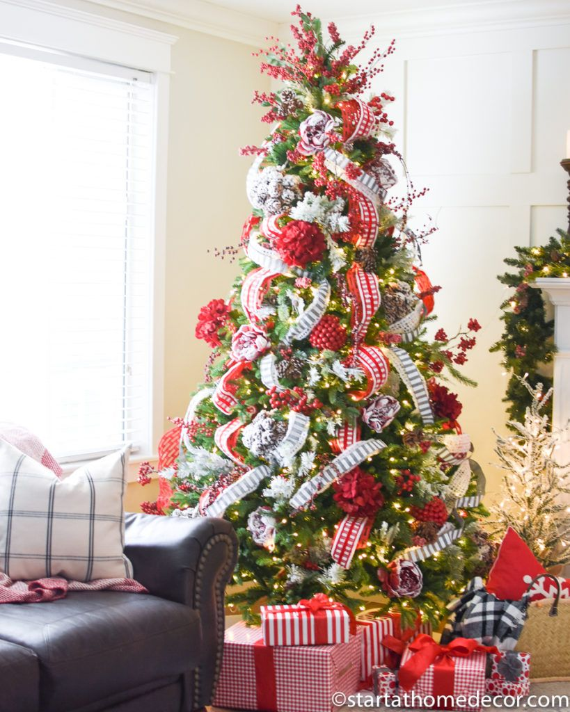 How To Create The Perfect Christmas Tree Topper Start At Home Decor Christmas Decorations For The Home Christmas Tree Toppers Christmas Decorations