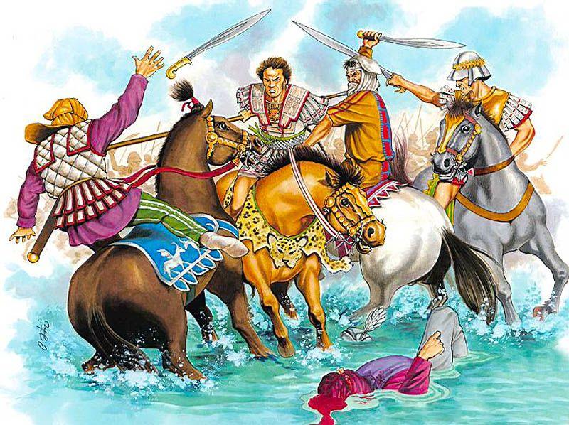 "10 Things You Should Know About The Achaemenid Persian Empire: ""Batalla Del Gránico"", Carlos Fernández Del Castillo"